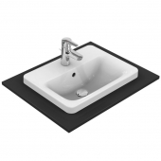 Ideal Standard Connect - Vanity basin 500 mm rectangular