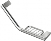 Ideal Standard Connect - Grab rail with soap basket