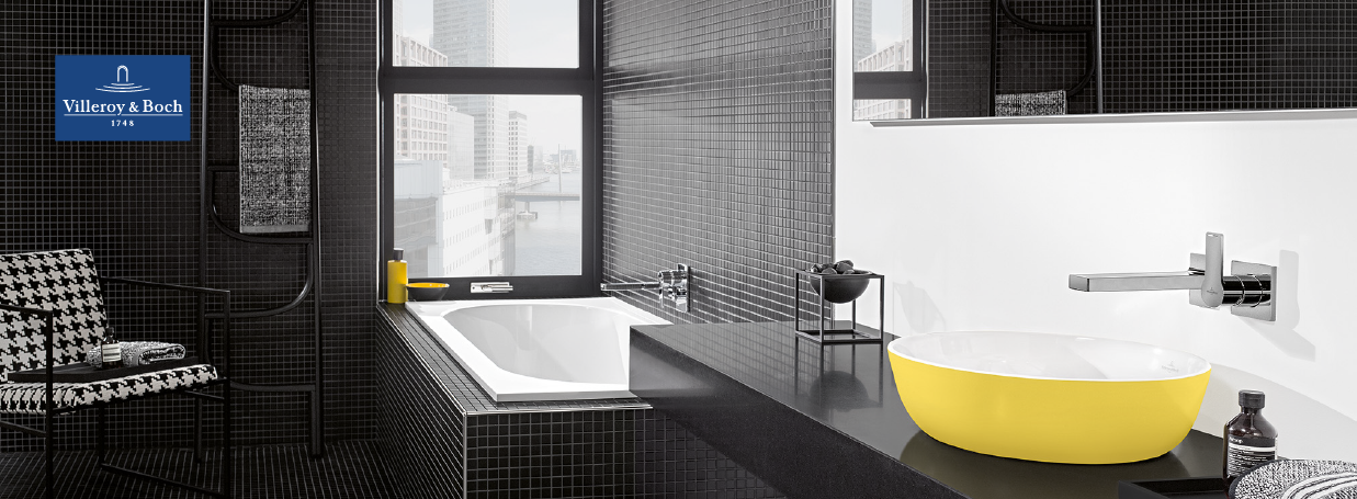 Washbasins from Villeroy&Boch at xTWO