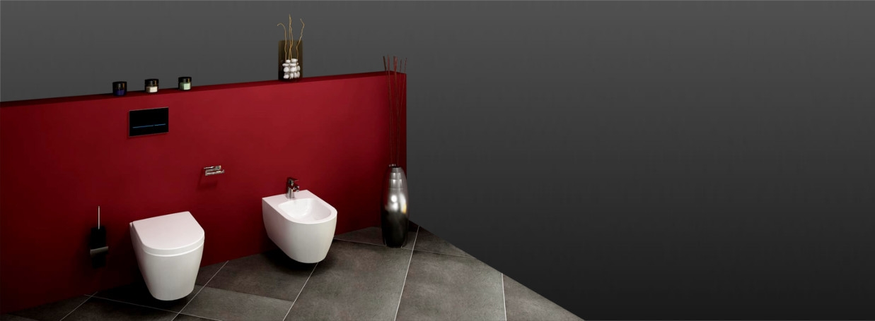 Duravit ME by Starck toilet and bidet at xTWOstore